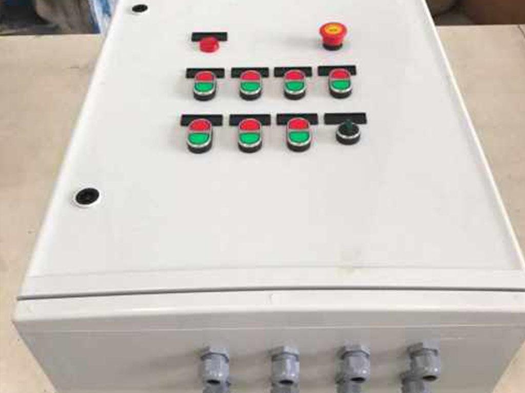 control panel 4