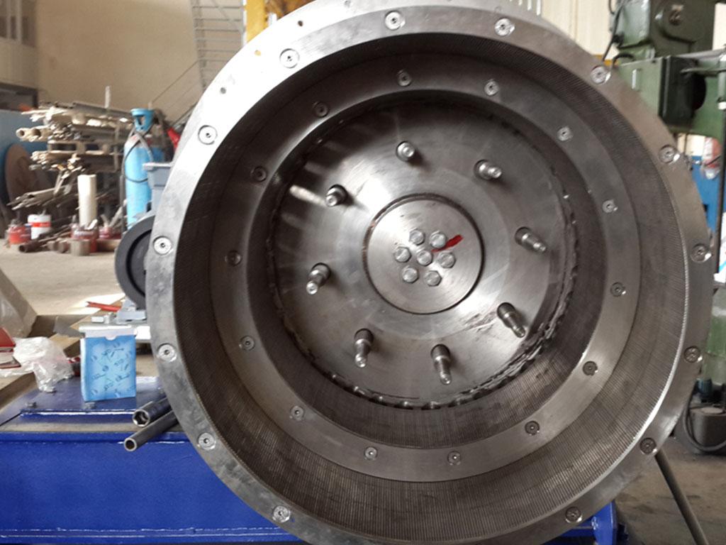 pusher centrifuge 6