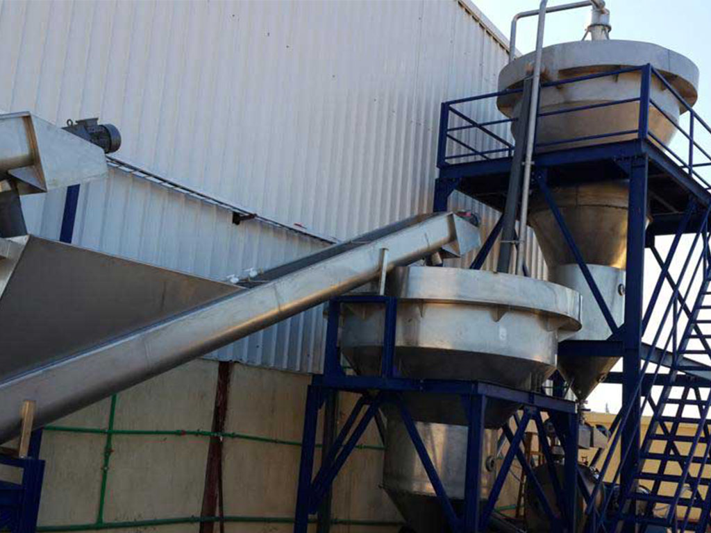 screw conveyor 3